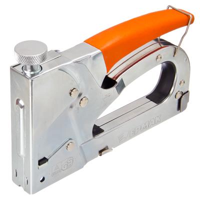 648-015 ЕРМАК Степлер мебельный 4-х функцион.(6-14мм)х10,6мм