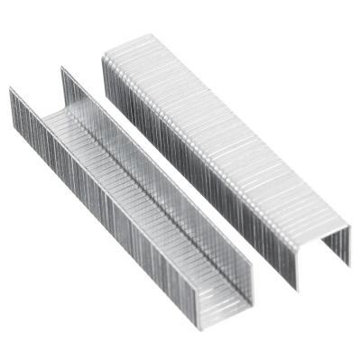 648-044 ЕРМАК Скоба закаленная 10мм (10,6х1,2мм) для мебельного степлера 1000шт.