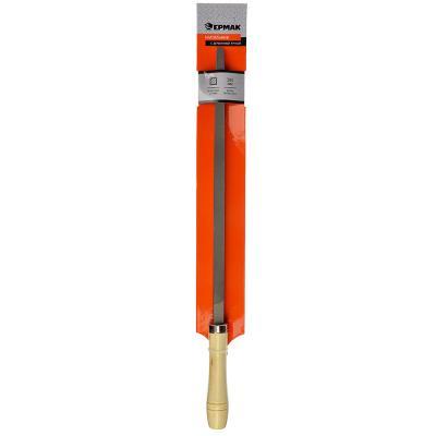 645-006 ЕРМАК Напильник с дерев.ручкой квадр. 300мм