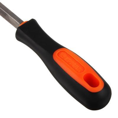 645-007 ЕРМАК Напильник с дерев.ручкой трехгр. 150мм