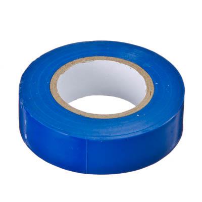 672-064 Изолента 19мм-18м синяя