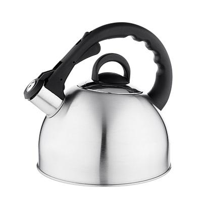 847-047 Чайник стальной, матовый, индукция, 3.0л, VETTA