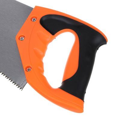 663-006 ЕРМАК Ножовка по дереву, двустор.заточка, 400мм, закаленный зуб