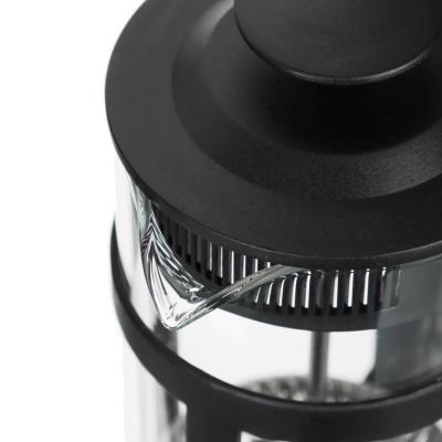 850-057 Френч-пресс 350 мл VETTA Мелана, стекло/пластик