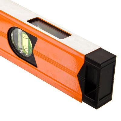 659-014 ЕРМАК Profi уровень магнитный с фронтальным глазком 200см.