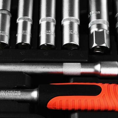 736-091 ЕРМАК Набор профессионального инструмента, 30 предм.