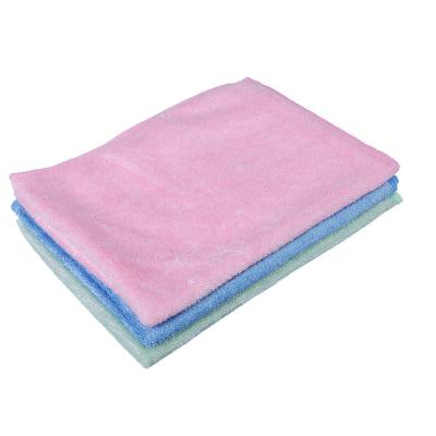 448-075 Салфетка для деликатных поверхностей из микрофибры, 30х40 см, 280 г/кв.м, 3 цвета, VETTA