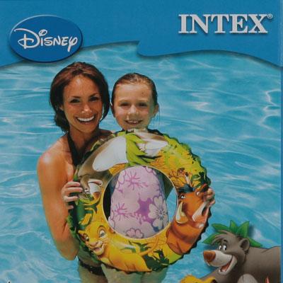 359-154 INTEX Круг Disney, для 3-6 лет 51см 58225