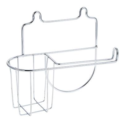 478-015 ARTEX Держатель для туалетной бумаги и освежителя воздуха Slim арт.27 10 42