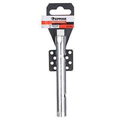 650-008 ЕРМАК Ключ трубчатый торцевой 10х12мм.
