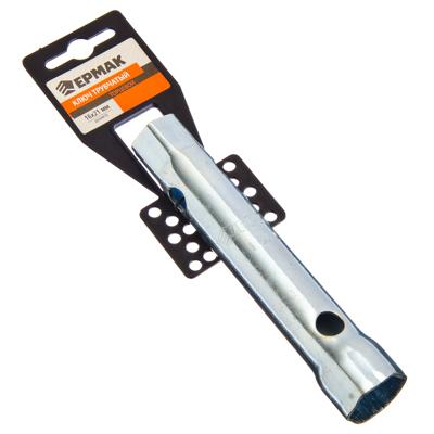 650-010 ЕРМАК Ключ трубчатый торцевой 16х21мм.