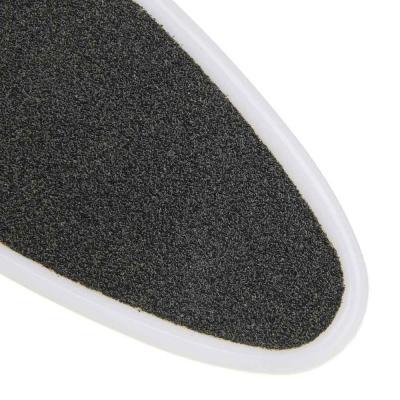 305-311 Терка для ног 2-x сторонняя с абразивной поверхностью, пластик, 22,4см, С-24