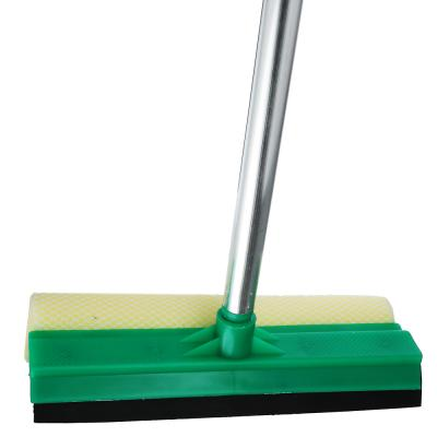 444-018 VETTA Окномойка со стальной ручкой 25см, зеленая, арт.KFC002