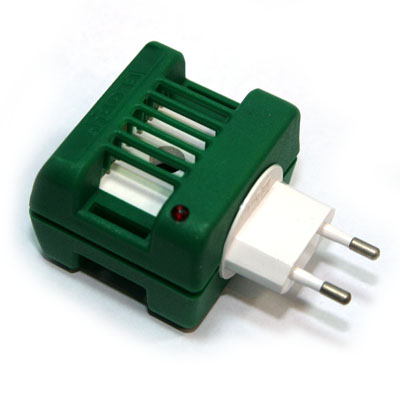 159-036 FLOP Электрофумигатор универ. для жидкости и пластин (арт.402-495)