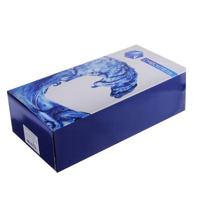 566-052 Смеситель Klabb 05 256 для ванны, дл. изогн. излив, керам. картридж 40 мм, хром