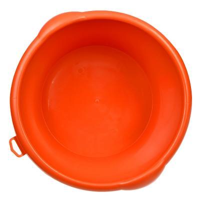 444-059 Таз пластмассовый круглый, 10л, 10 цветов