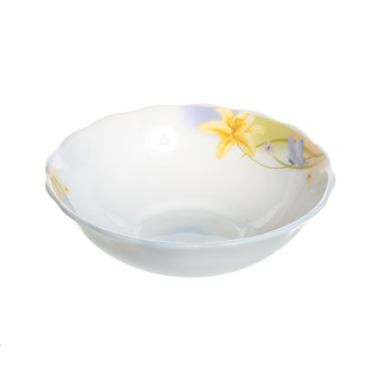 818-073 VETTA Артемида Салатник опаловое стекло 151мм, 400мл HW 60