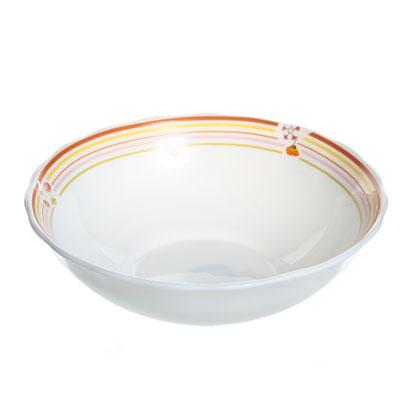 818-151 VETTA Гея Салатник опаловое стекло 176мм, 600мл HW 70