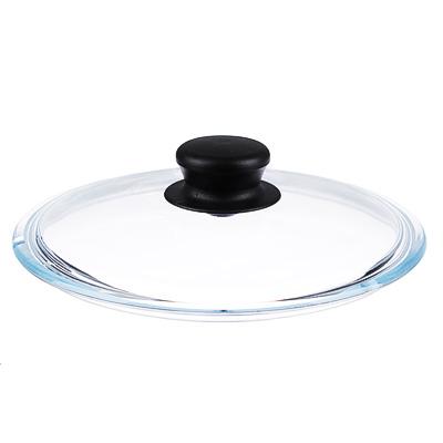 848-300 Крышка для сковороды стеклянная с ручкой VGP, 20 см