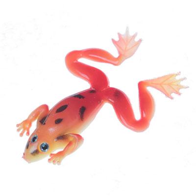 338-103 AZOR Мягкая приманка лягушка CH-D016-2-06, 73мм, 11гр, 5шт в уп, коричневая
