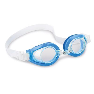 """359-171 Очки для плавания, возраст от 3 до 8 лет, 3 цвета, INTEX """"PLAY"""", 55602"""