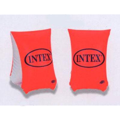 359-221 INTEX Нарукавники надувные Deluxe 30x15см от 6 до 12 лет 58641
