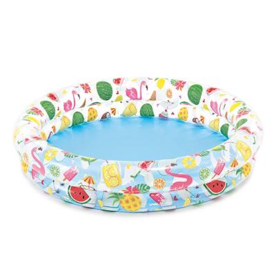 359-288 Надувной бассейн для детей INTEX 59421 Круги, Звезды 122x25 см от 2 лет
