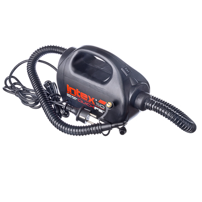 359-320 Насос электрический двух скоростной, 3 насадки, 220 В, 12В, INTEX , 68609