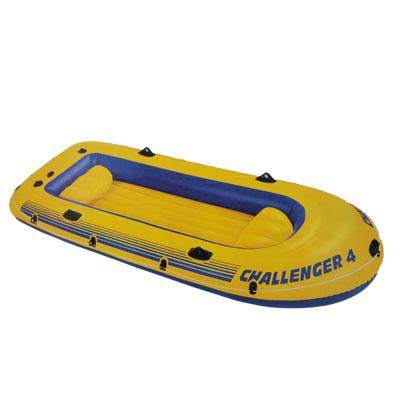359-325 Надувная лодка INTEX 68370 Challenger 2 Set  с аксессуарами до 300 кг