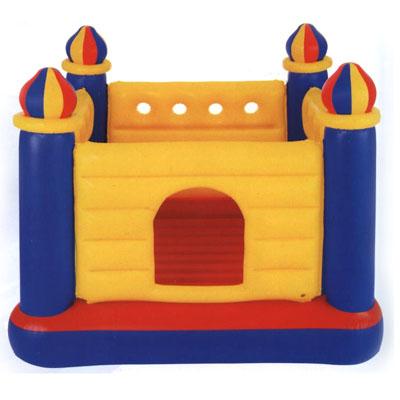 359-334 INTEX Центр игровой Замок, для 3-6 лет 175*175*135см 48259