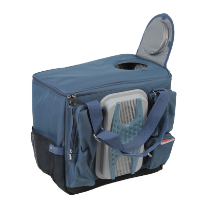 771-300 NEW GALAXY Аппарат для охлаждения продуктов автомобильный 35л, 12/220В, сумка