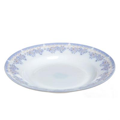 818-278 VETTA Аполлон Тарелка суповая опаловое стекло 202мм, 250мл HSP 80