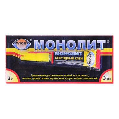 """469-044 Клей """"Монолит"""" моментный универсальный АВИОРА, арт.403-001"""