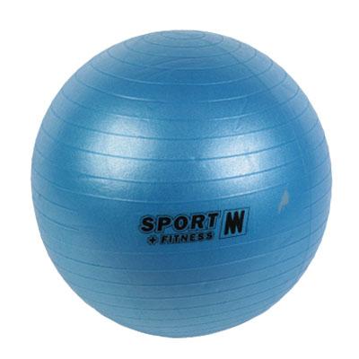 342-215 Мяч для фитнеса гимнастический, ПВХ, 65см, 4 цвета