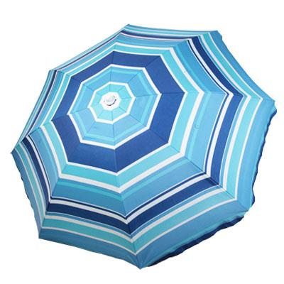 333-396 Зонт пляжный 190см (матер. Oxford) HY-1048 4 цв., с ножкой