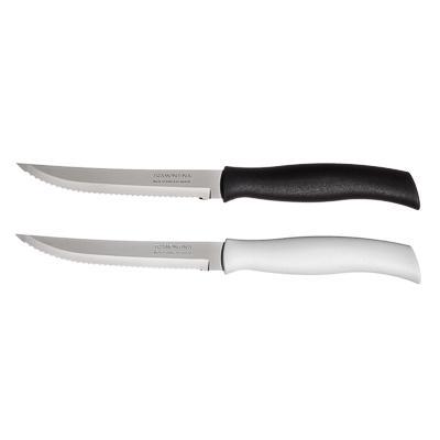871-161 Нож для мяса 12.7см, черная ручка, Tramontina Athus, 23081/005