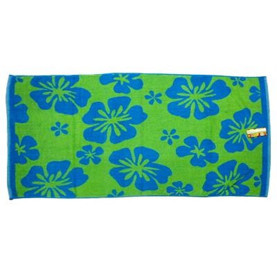 484-013 VETTA Полотенце банное 73x145см Зелёный луг