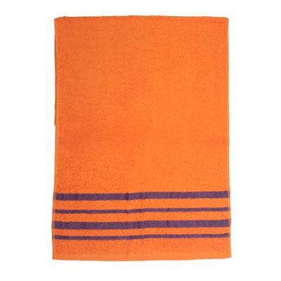 484-018 VETTA Полотенце банное, 100% хлопок, 50x90см, Оранж