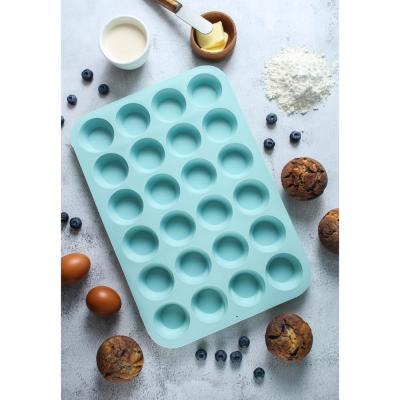 891-004 Форма для выпечки булочек VETTA, 36x24x2,2 см, силикон