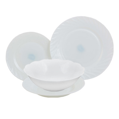 818-420 VETTA Бьянко Набор столовой посуды 19 пр. W-19B6