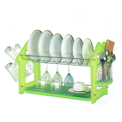 485-001 VETTA Сушилка для посуды 68x35,5x44см, арт. AE-862C