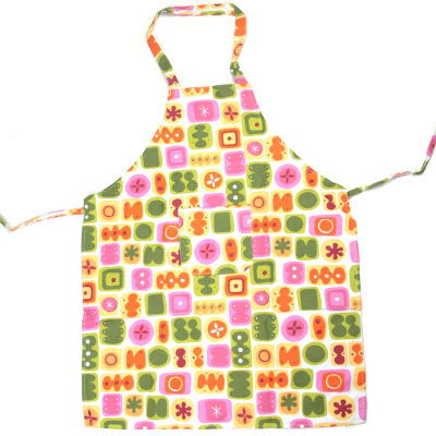 439-046 Фартук кухонный, брезент
