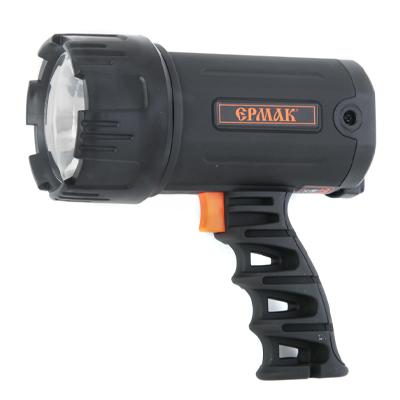 771-306 ЕРМАК Фонарь аккумуляторный LED АСФ-С101НД (3,6В 1,2А/Ч Ni-Mh) 220В, с динамоподзарядкой