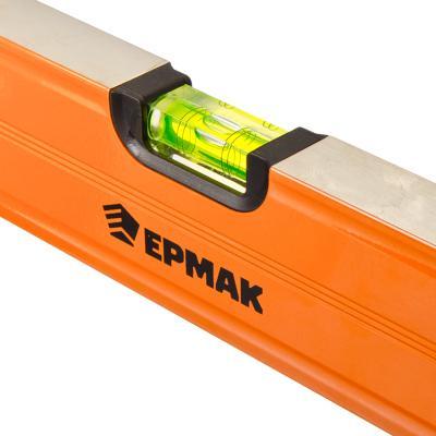 659-043 ЕРМАК Profi уровень магнитный с фронтальным глазком и ручками 80см.