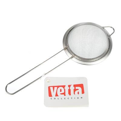 886-005 VETTA Сито с ободом и ручкой 8см KL33A20-8