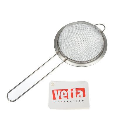 886-006 VETTA Сито с ободом и ручкой 10см KL33A20-10