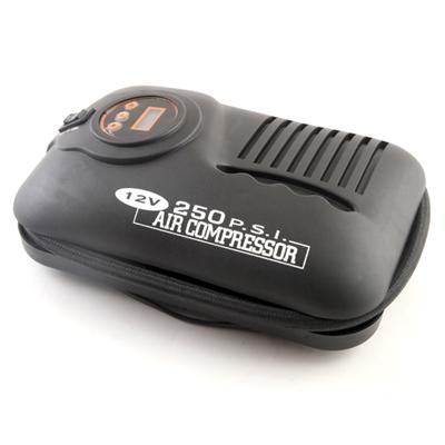 713-051 NEW GALAXY Компрессор автомобильный автомат КПАА-60-19 12В/60Вт, 15л/мин LCD с подсветкой