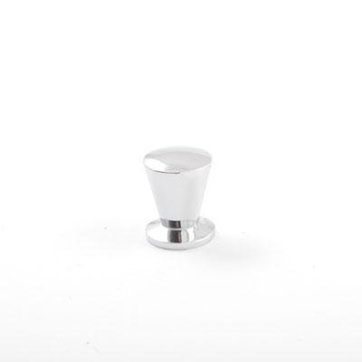 621-037 Ручка-кнопка 2881-M CP хром