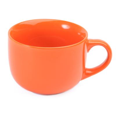 816-347 VETTA Атон Бульонница оранжевая керамика 500мл