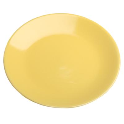 816-353 VETTA Анубис Тарелка десертная желтая керамика 20см